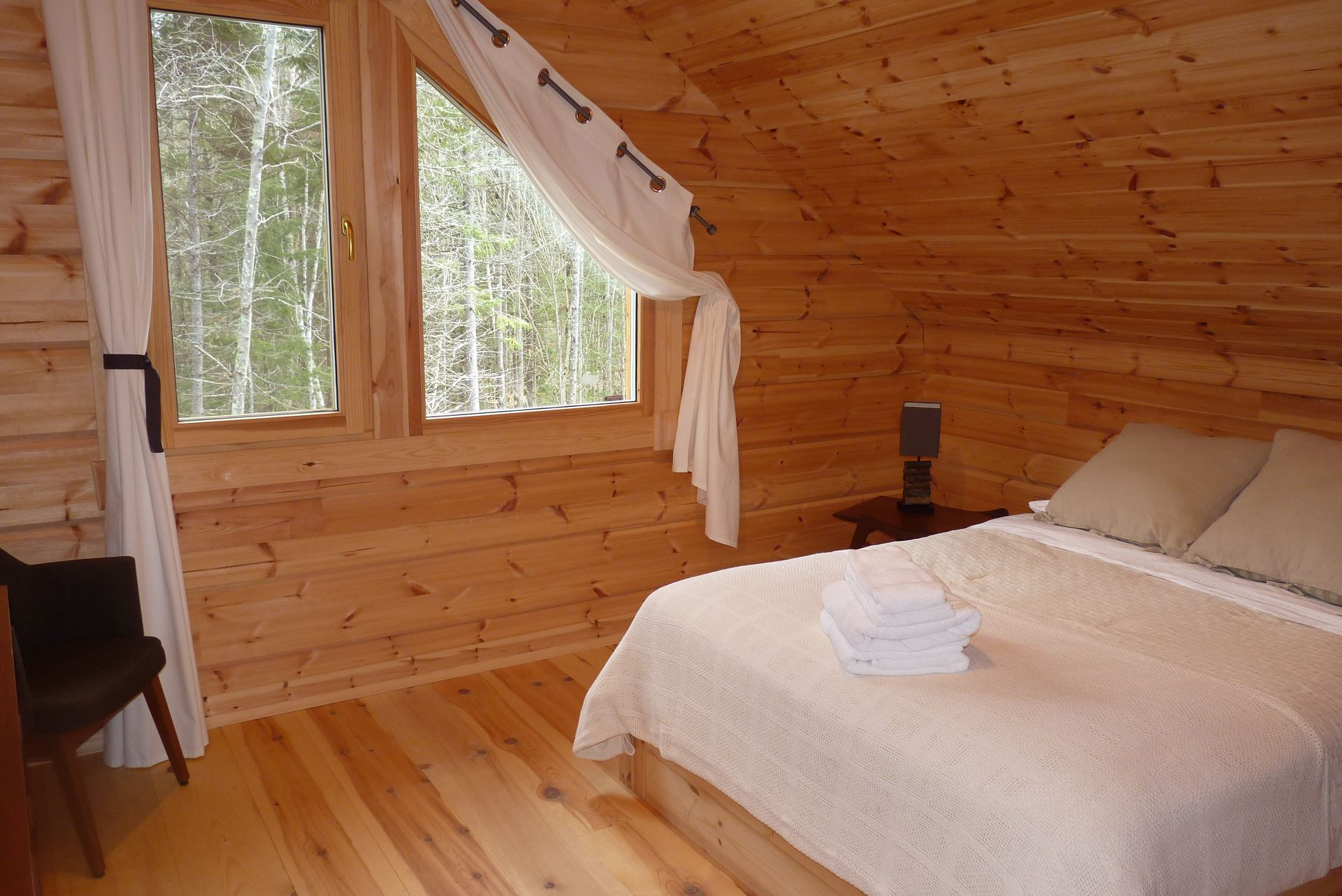 Chambre 3 (Côté Forêt)