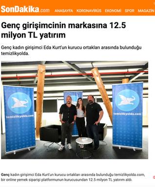 Eda Kurt SonDakika.com Haberi