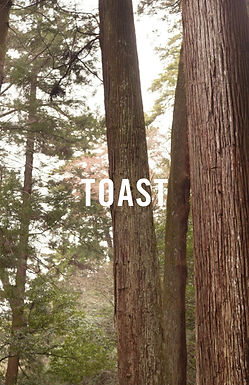 Toast campaign shoot, Japan