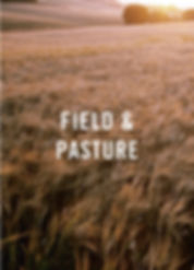 Field & Pasture recipes