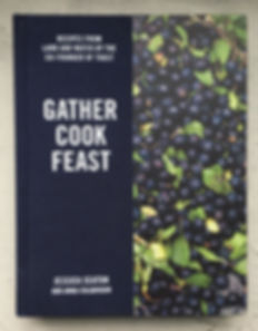 Gather Cook Feast Cookbook
