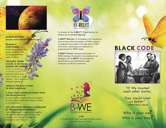 B-Relyt Black Code
