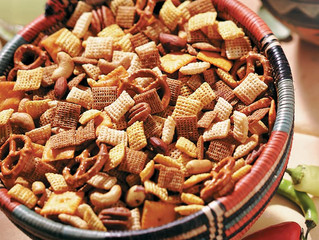 Seafood Table Spice Spicy Chex Mix