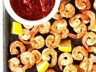 Seafood Table Spice Spicy Steamed Shrimp