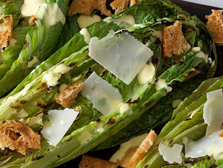 Saint Lucifer Grilled Romaine Caesar