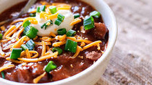 Saint Lucifer Texas Style'ish Chili