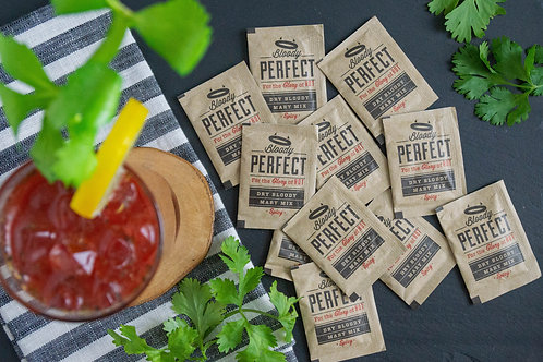 50 - To-Go Bloody Perfect - Dry Bloody Mary Packets