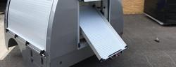 Slide and Tilt Drawer