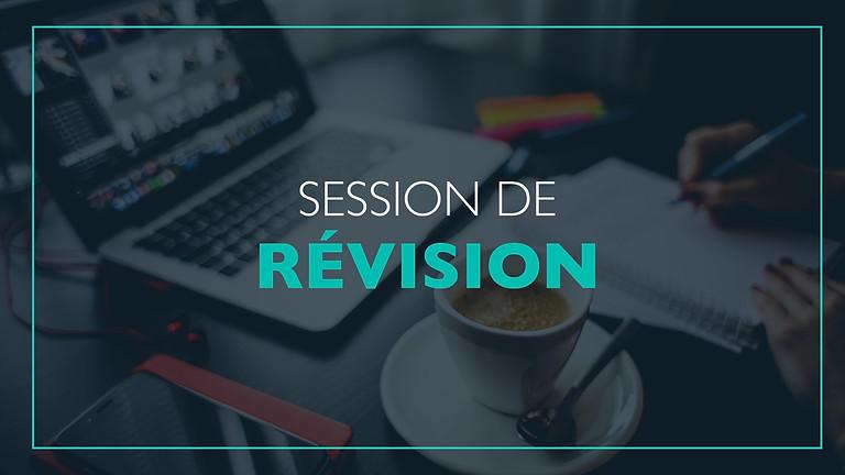 Session de révision
