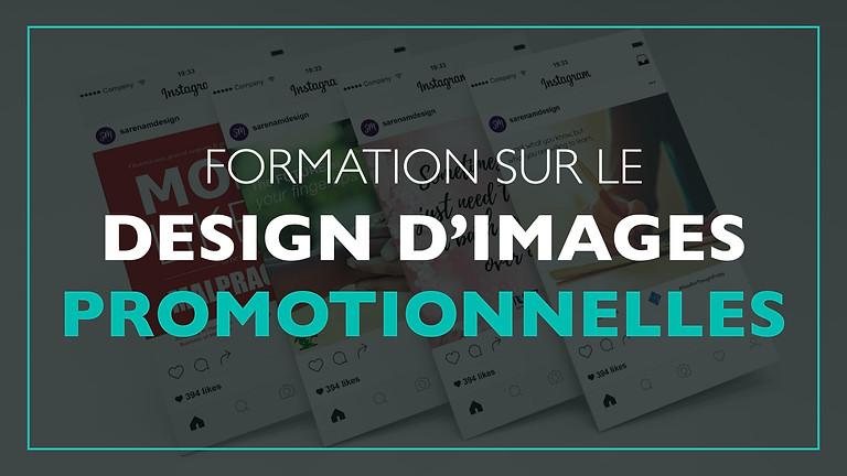 Design des images publicitaires