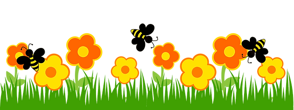 flower border with bees.png