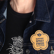 Bob Dylan supports Spray Free.png