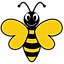 Happy Bee psd.png