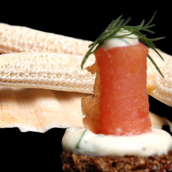 Roulade de saumon