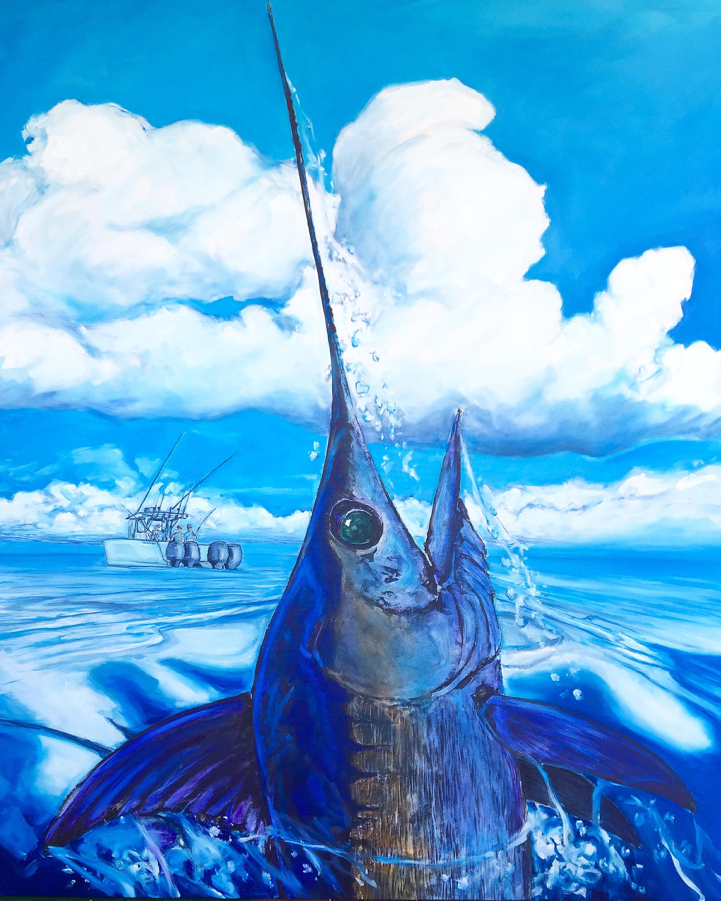 Swordfish | Craig Brumfield