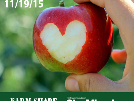 The Farm Press – Farm Share Continues to Monitor the Oriental Fruit Fly Quarantine and #Miamigiveday