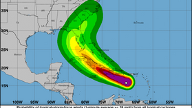 Farm Share starts Hurricane Relief operations with TS Elsa