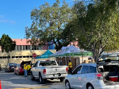 Food demand increases in Florida!