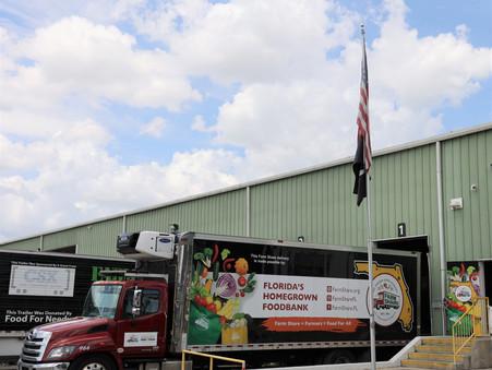 Farm Share wins Broward TEFAP award and Feeding South Florida is upset