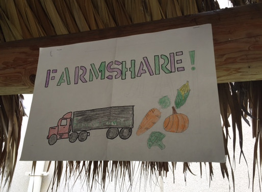 The Farm Press – Farm Share Attends the David Lawrence Junior K-8 Center Garden Party and Extends a