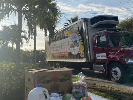 Children in Florida in risk of malnutrition!