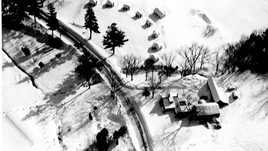 Village Area - Garland's Mountain Home Area