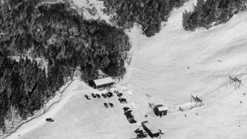 Jackson - Thorn Mtn Ski Area