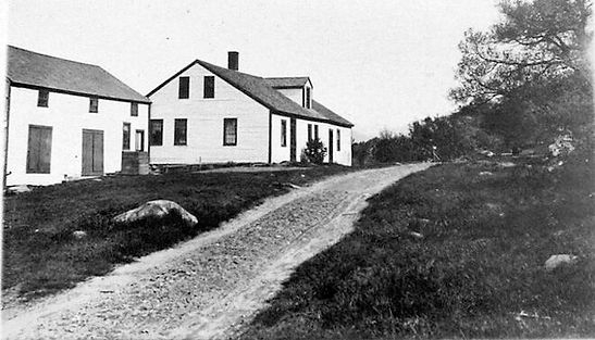 Hatch Ernest Jessie House Thorn Hill Roa