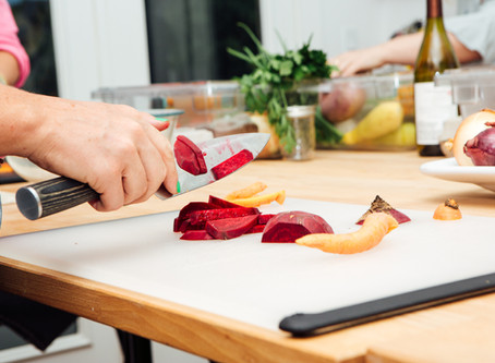 Simple Cooking Tips Series for Beginners, Part 1