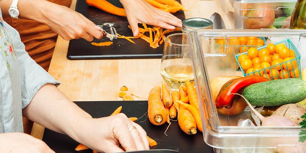 Virtual Cooking Class: Knife Skills