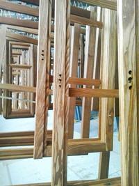 verniciatura legno rovere
