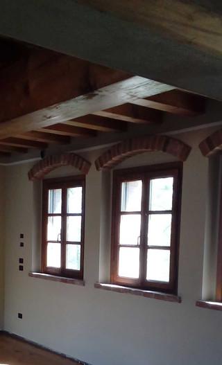 finestre legno mansarda