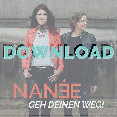 "Download CD ""Geh Deinen Weg!"""