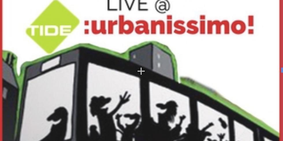 Live @ TideRadio :urbanissimo!