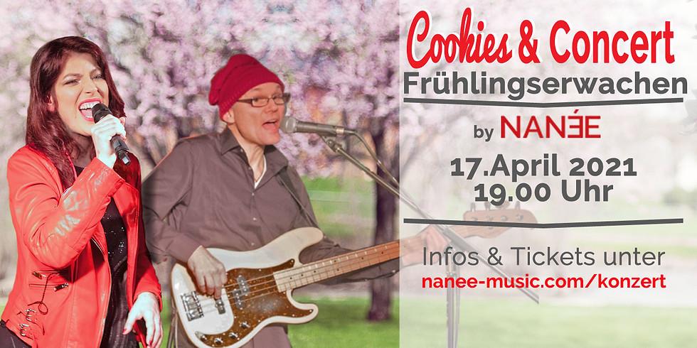 """""""Cookies & Concert""""-Frühlingserwachen"""