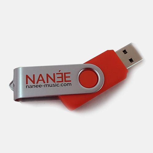 """USB-Stick mit Songs """"Geh Deinen Weg!"""""""