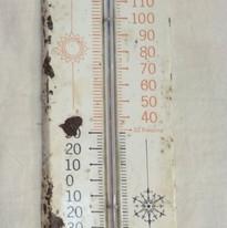 Mel's Farm Service Thermometer