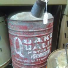 Quaker Quality Motor oil