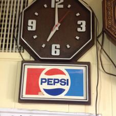1980's Pepsi Clock