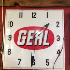 1970's GEHL Clock