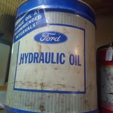 Ford Hydraulic Oil