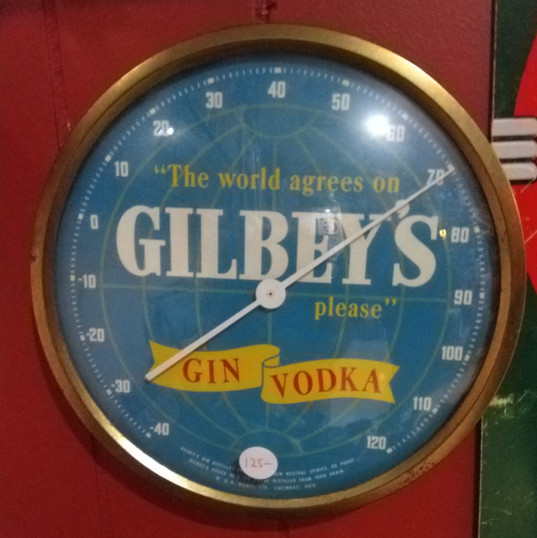 Gilbey's Gin/Vodka