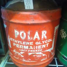 Polar Antifreeze