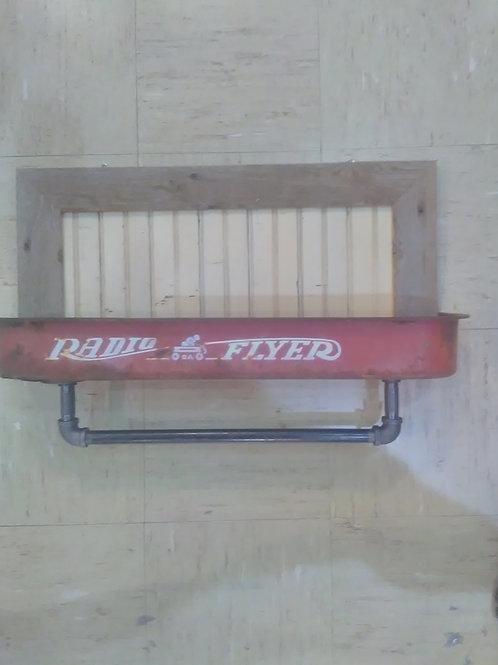 Radio Flyer Wagon Shelf #2