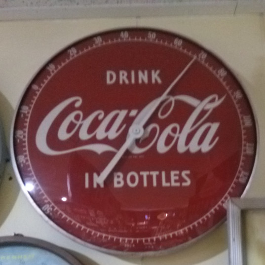 "Coca-Cola ""Drink in Bottles"""
