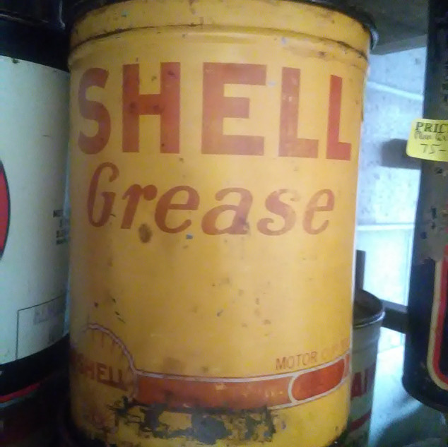 Shell Grease