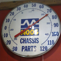 MOOG Chassis Parts Thermometer