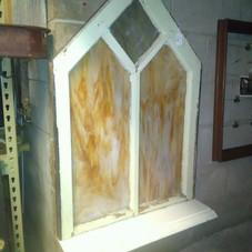 Church Window Shelf