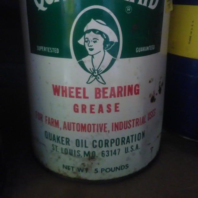 Quaker Maid Wheel Bearing Grease