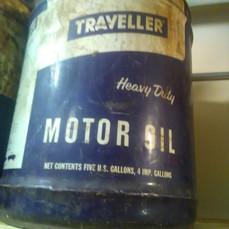 Traveler Motor Oil (Blue)